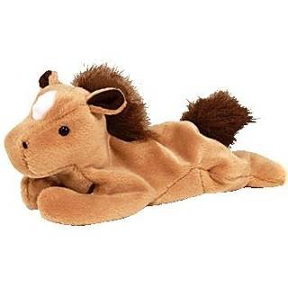Ty Beanie Baby - Derby the Horse