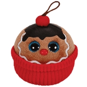 Ty Ornament Gingerbread/Chocolate Icing