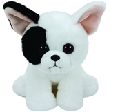 TY Beanie Babies - Marcel the White Dog (Small)