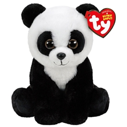 TY Classic - Baboo the Panda (Medium)