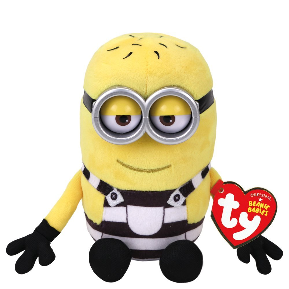 Ty Despicable Me 3 Minion - Tom