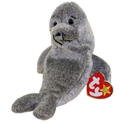 Ty Beanie Babies - Slippery the Seal