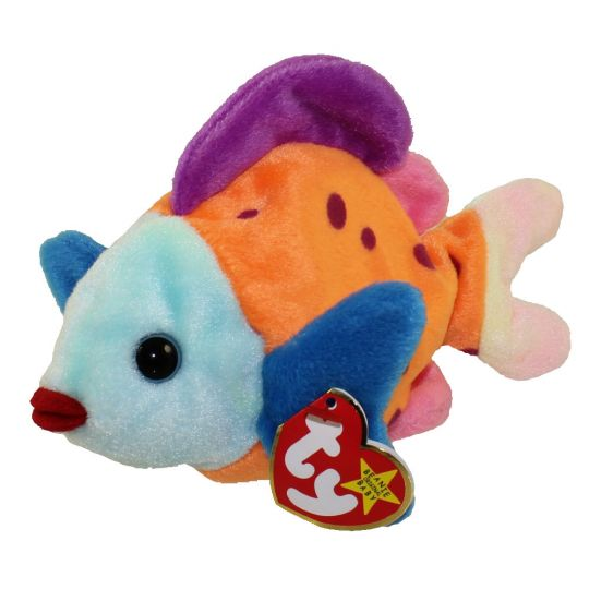 Ty Beanie Babies - Lips the Fish