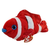 TY Beanie Baby - Jester the Fish