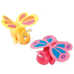 Wind Up Flappin Butterfly