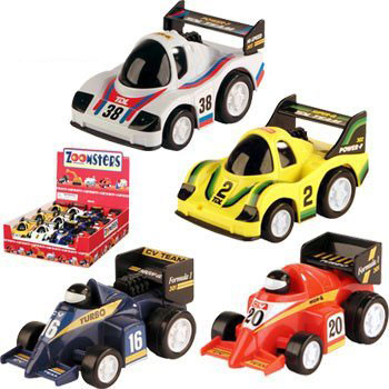 Zoomster Mini Racer