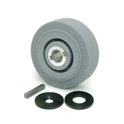 4 Inch AmpFlow Drive Wheel