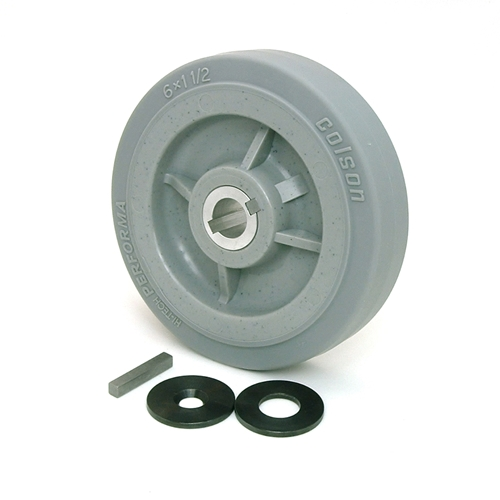 6 Inch AmpFlow Drive Wheel