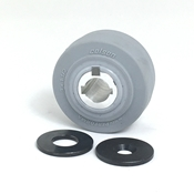 3 Inch AmpFlow Drive Wheel