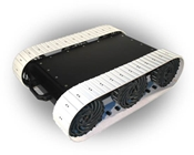 MMP-40 Mechanical Mobile Platform- Two Motor With White Tracks & Encoders