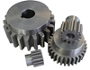 16 Pitch steel spur gear 28 teeth